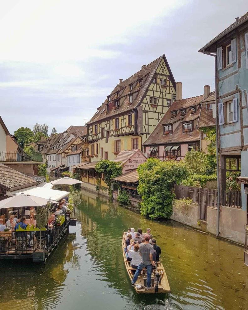 Doen in Colmar, Elzas in Frankrijk - Map of Joy