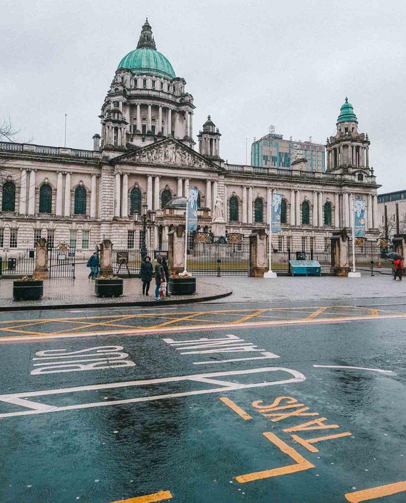 Stadhuis, 12x gratis bijzondere dingen doen in Belfast - Map of Joy