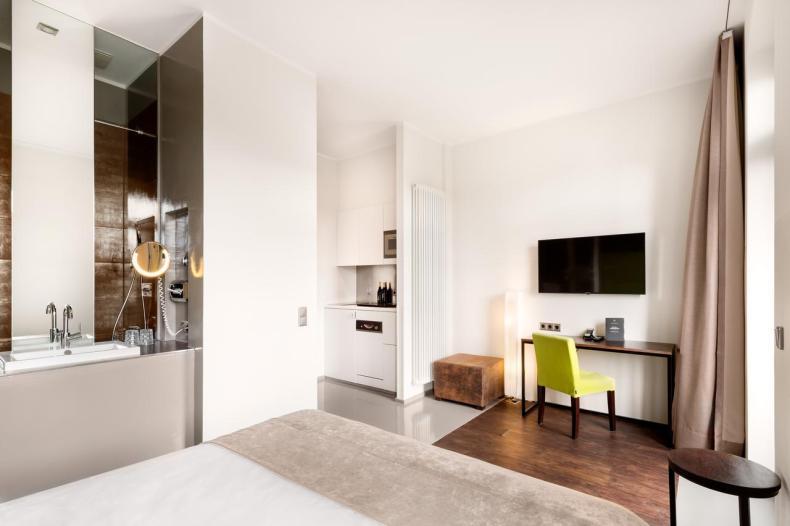 Lux 11 Berlin-Mitte, leuk hotel Berlijn
