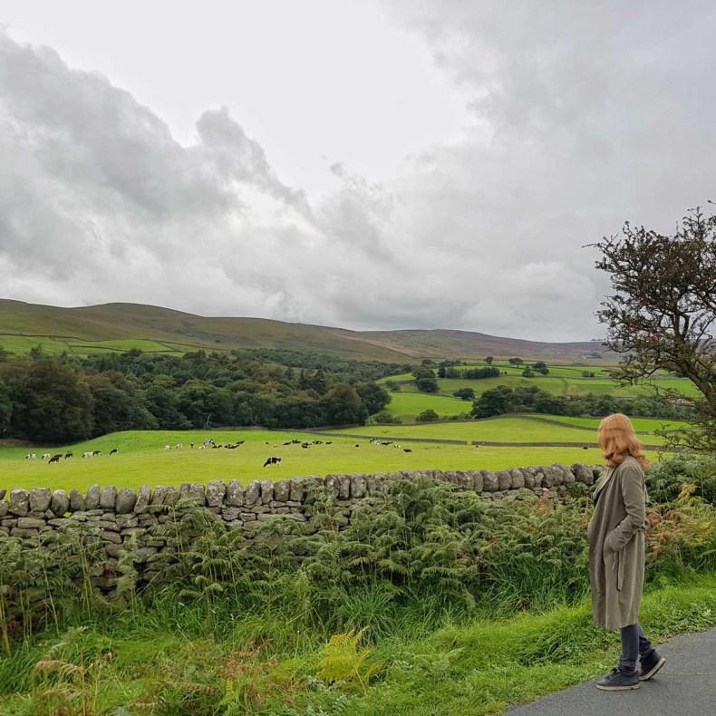 roadtrip Yorkshire Dales - Map of Joy