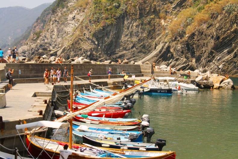 Vernazza, 5x tips voor een bezoek aan de Cinque Terre - Map of Joy