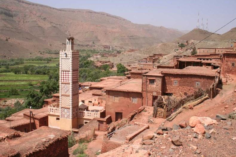 Ouarzazate, doen vanuit Marrakech - Map of Joy