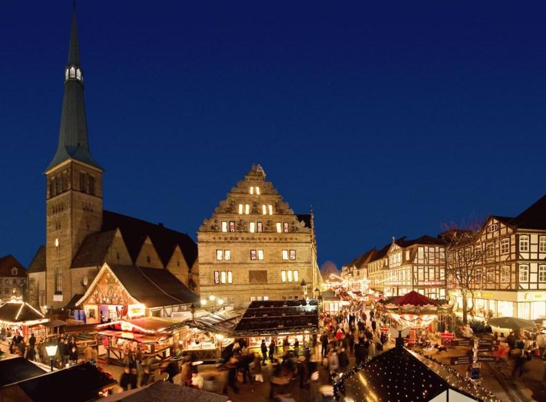 kerstmarkt Hameln, 9x de mooiste kerstmarkten in Nedersaksen - Map of Joy