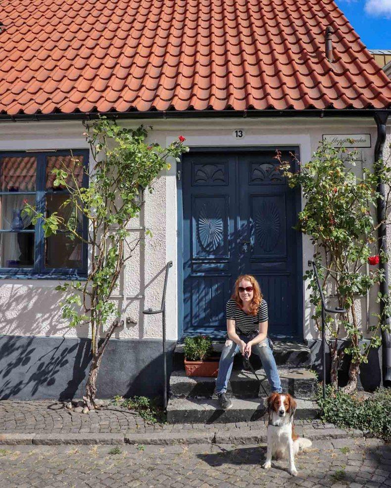 Simrishamn, mooiste bezienswaardigheden in Skåne aan de kust [roadtrip route] - Map of Joy