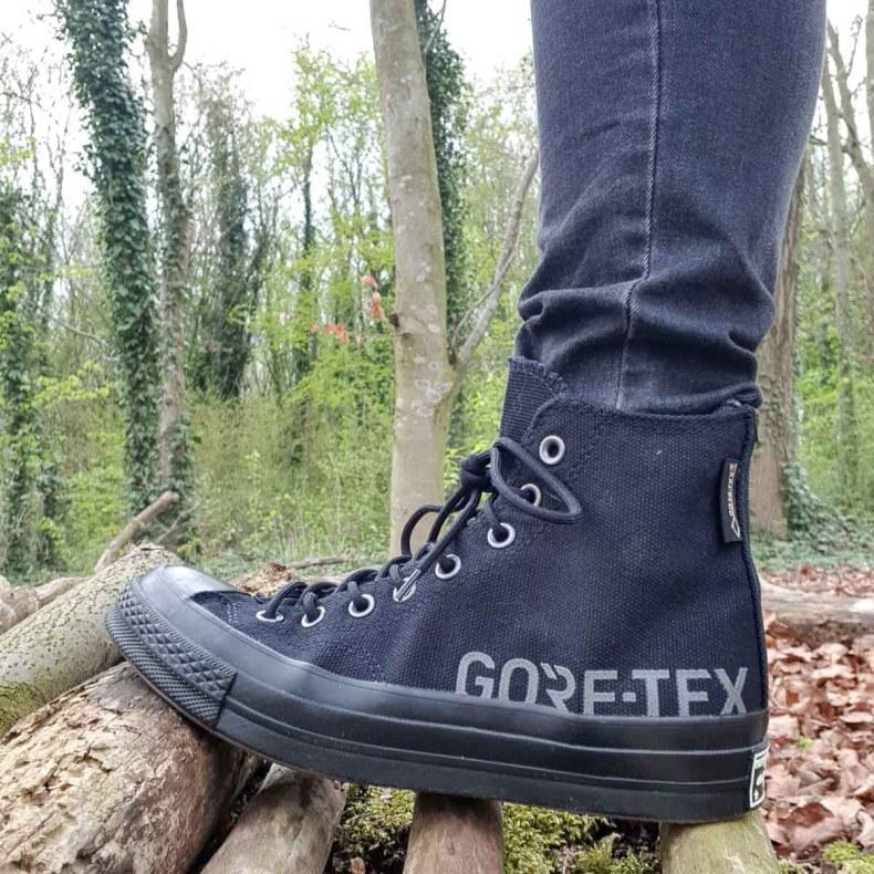 3x handige schoenen voor op reis, Converse Gore-Tex - Map of Joy