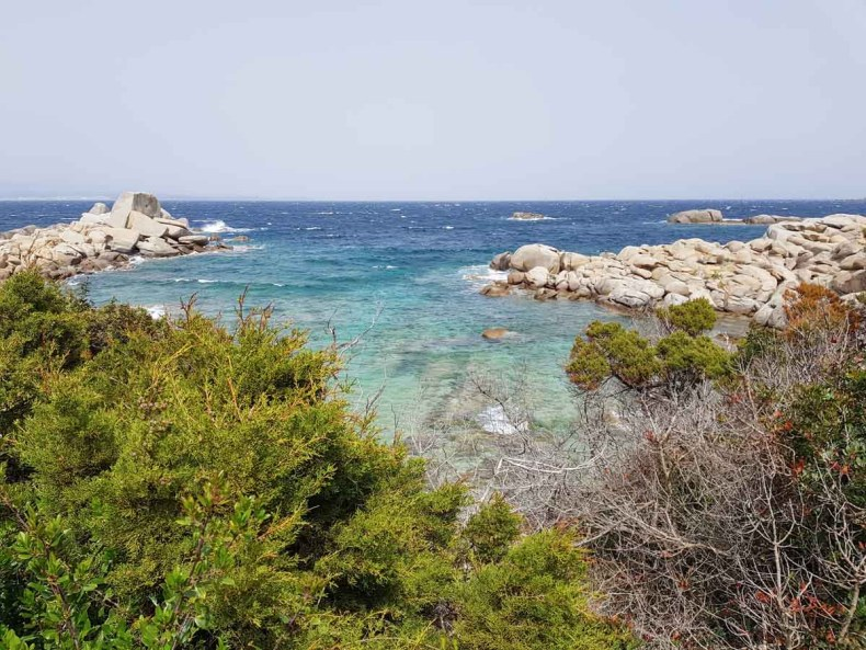 De mooiste plekken van Noord-Sardinië [roadtrip route], Capo Testa - Map of Joy