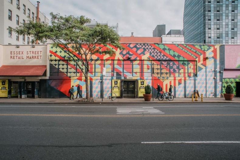 Mooiste street art in The Lower East Side, Manhattan - Map of Joy