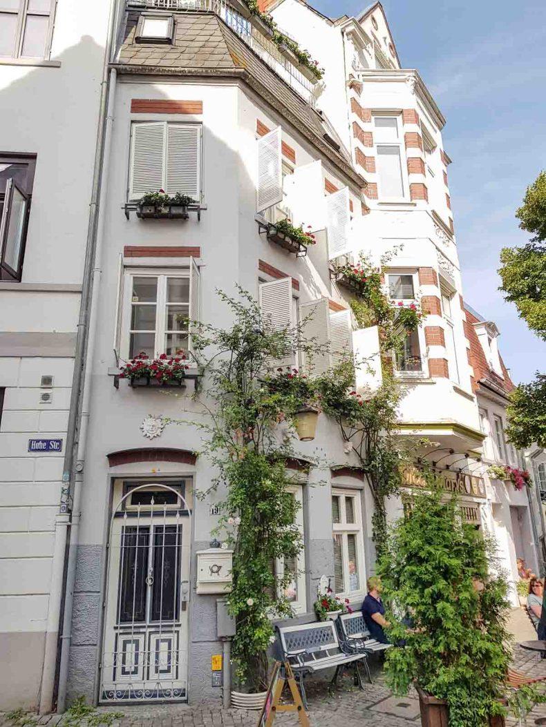 Leuke wijk in Bremen: Schnoor Viertel - Map of Joy