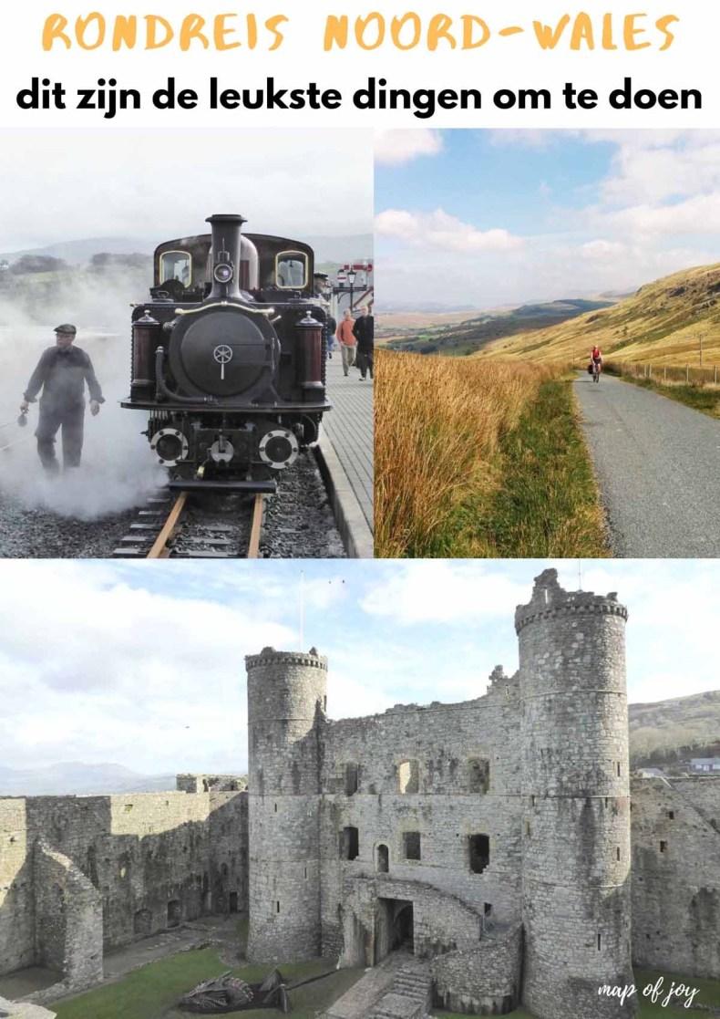 Rondreis Noord-Wales: dit zijn de leukste dingen om te doen - Map of Joy