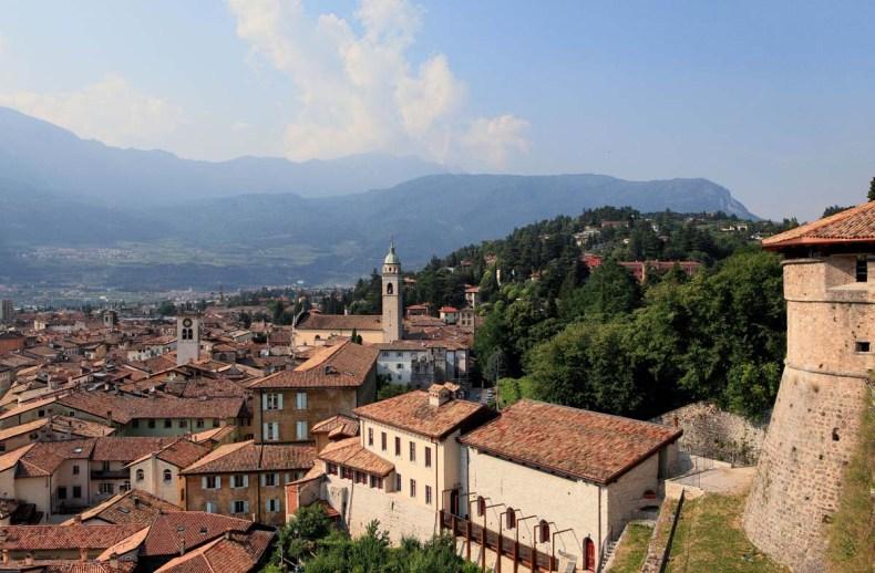 6x de mooiste kastelen in Trentino die je kunt bezoeken, Castello di Rovereto