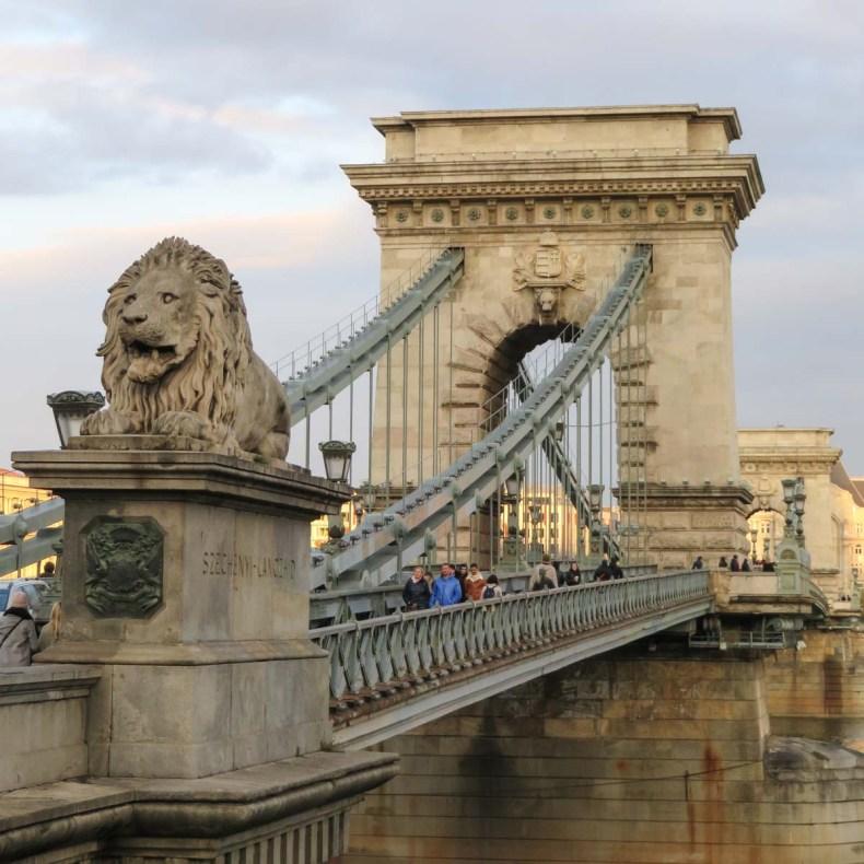 20x de allerleukste dingen om te doen in Boedapest, Kettingbrug - Map of Joy