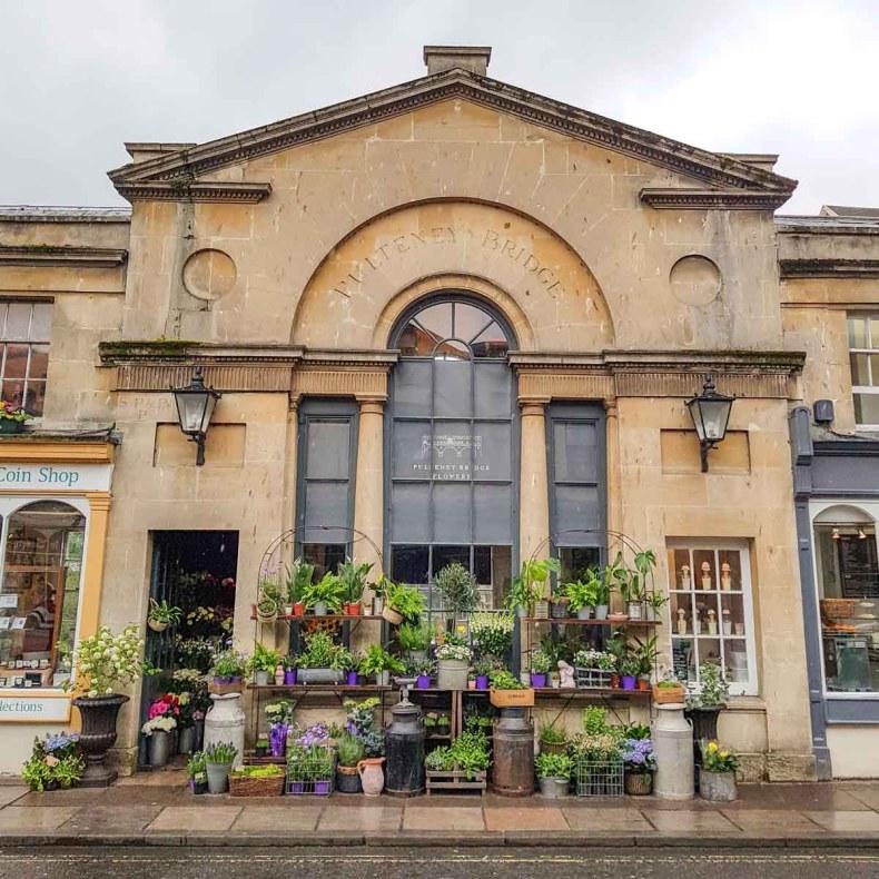 10x zéker doen tijdens je stedentrip Bath, Pulteney Street - Map of Joy