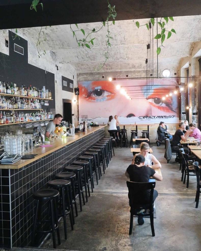 Bar Cobra, Praag - Map of Joy