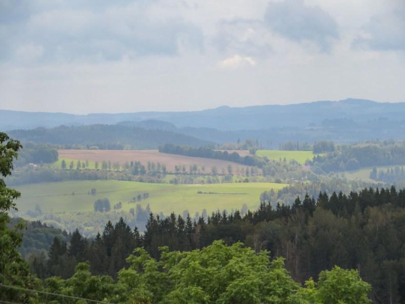 Vakantietips voor de regio Liberec (Noord-Bohemen), Bergdorp Příchovice - Map of Joy