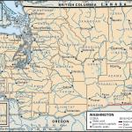 Maps Of Washington State And Its Counties Map Of Us