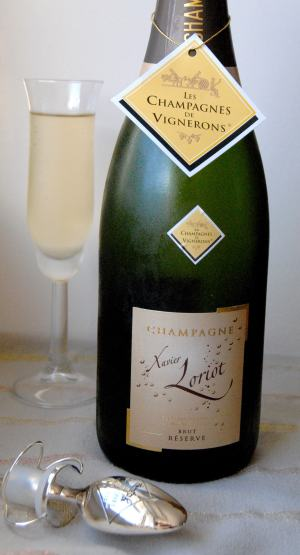 champagne xavier loriot my girly popotte