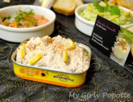 rillettes de sardinesmy girly popotte