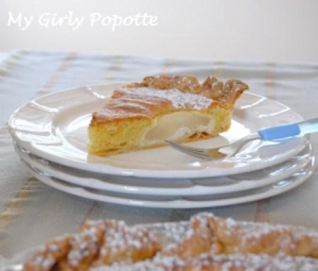 tarte amandine poires my girly popotte1