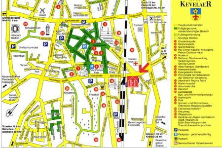 ghent tourist map » ..:: Edi Maps ::.. | Full HD Maps