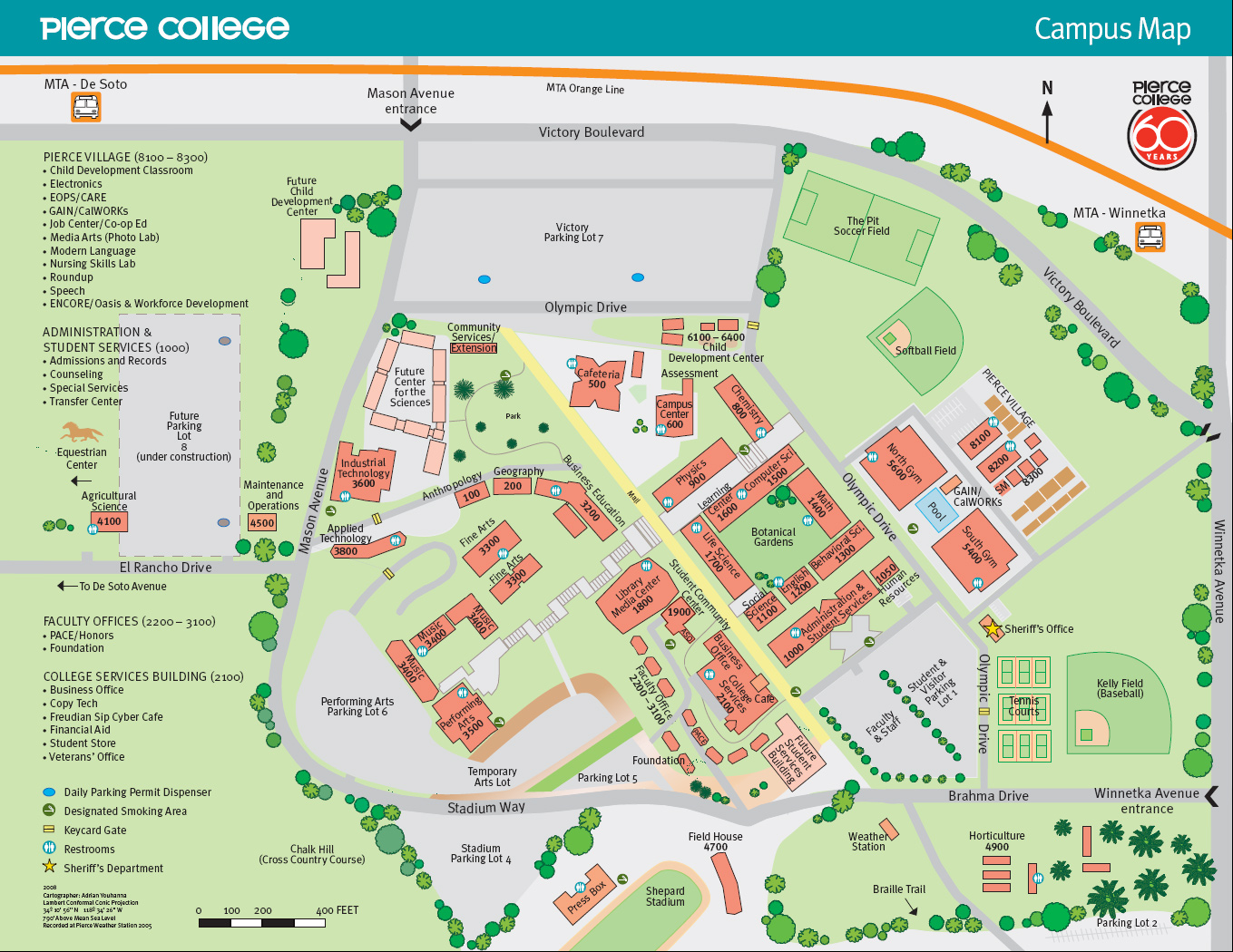 Northern Kentucky University Campus Map.Northern Kentucky University Campus Map