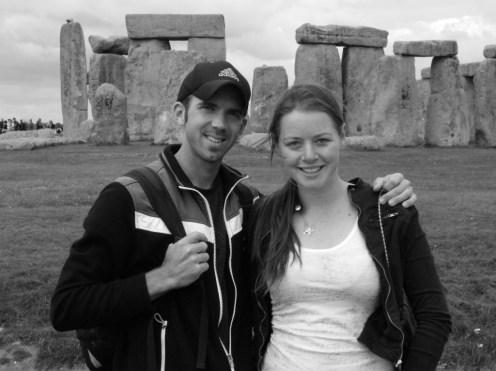 Stonehenge visit!