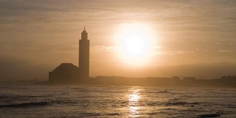 Cruising Casablanca