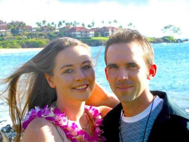 Pre wedding in Hawaii.