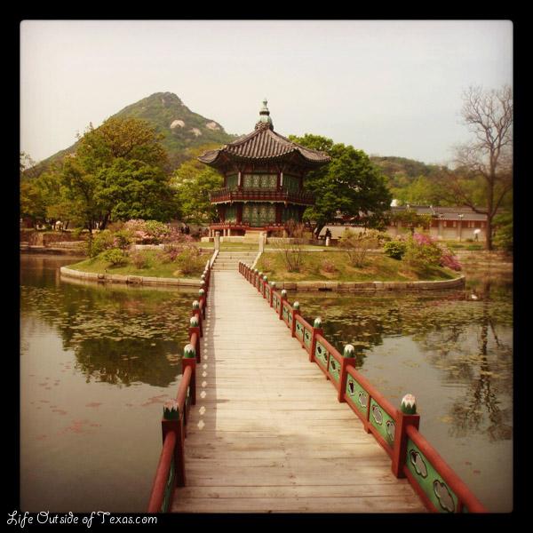 Gyeongbukgung Palace, Seoul.