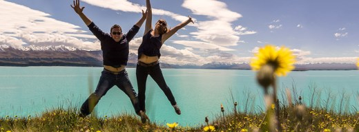 Ben and Charli - a serious case of Wanderlust!