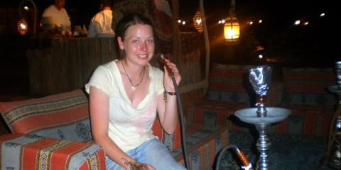 Single woman traveller dubai