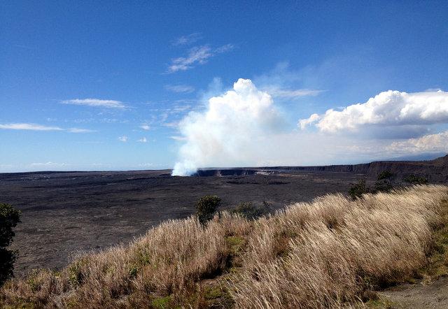 Volcano National Park, Hawaii. Photo by