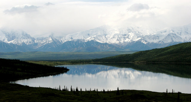 Denali, Alaska. Photo by