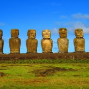 Postcards from Easter Island