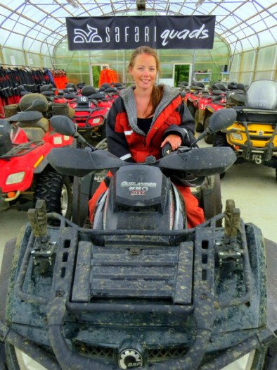 Quad Bike Safari Iceland