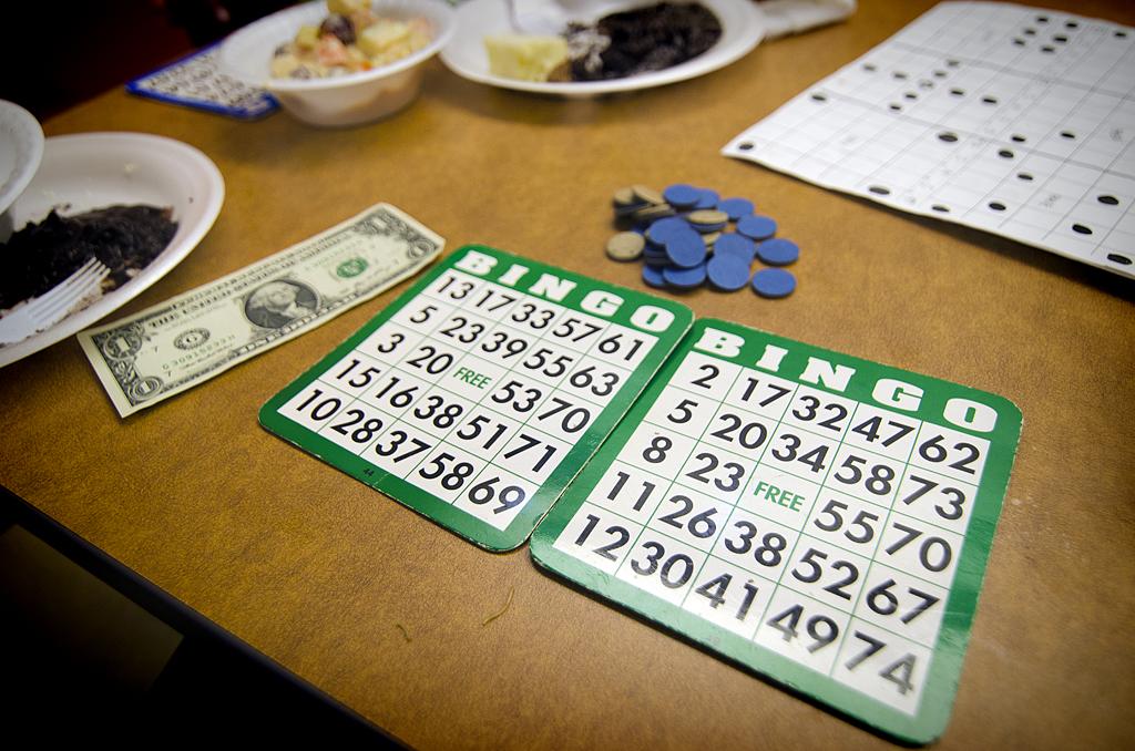 Bingo. Photo CC by