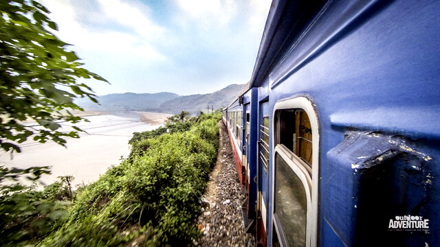 Overnight train Vietnam