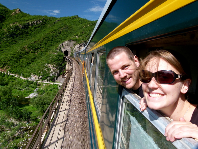 We love train travel. On Trans-Mongolian Train