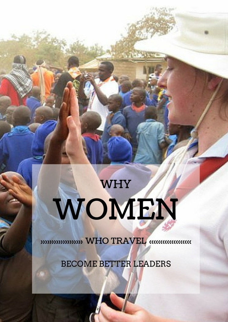 Why women who travel become better leaders