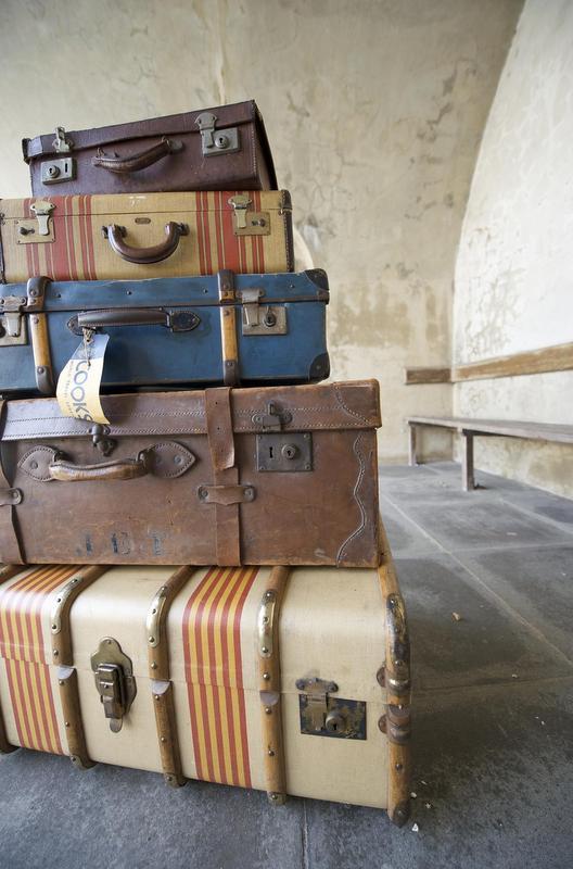 Oversize luggage