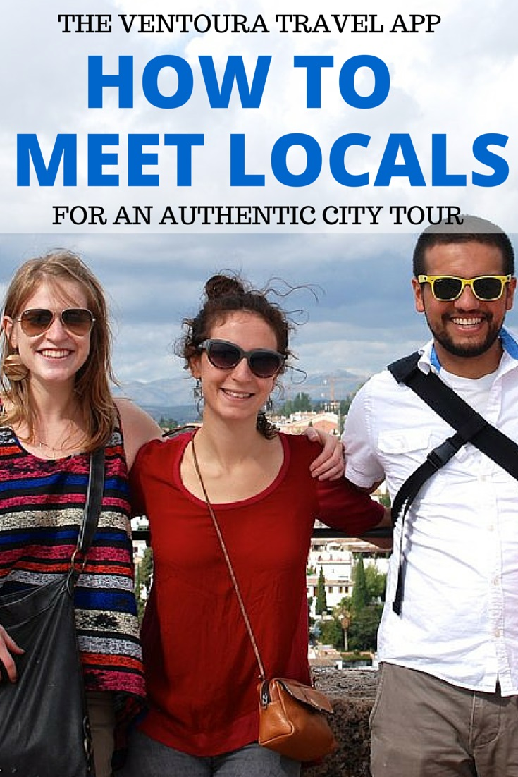 Ventoura: How to Meet Locals for an Authentic City Tour.