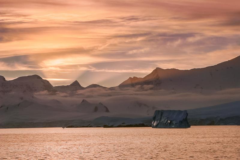 How to get a cruise ship job to Antarctica.