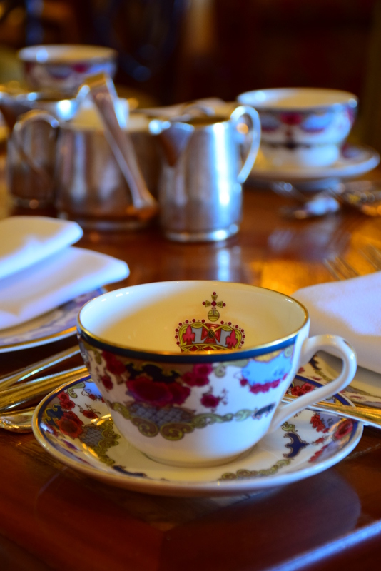 Award winning high tea