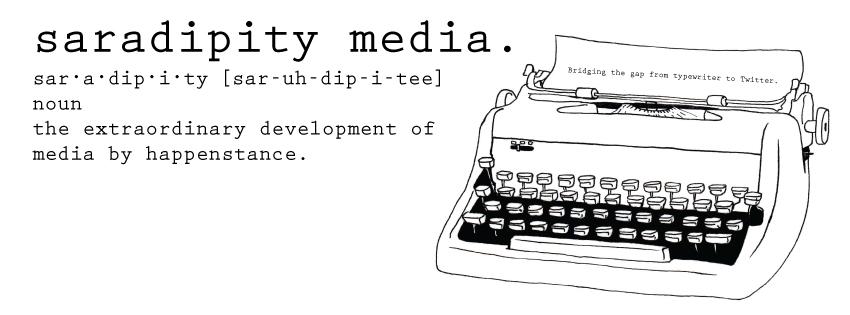Saradipity Media