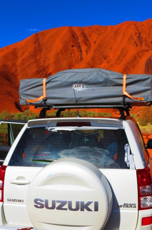 Uluru roadtrip