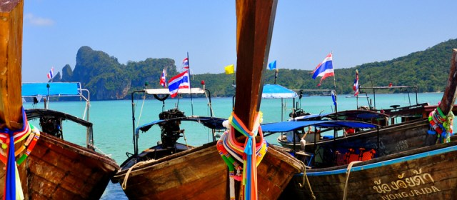 The Top 5 Things You Have To Do In Thailand