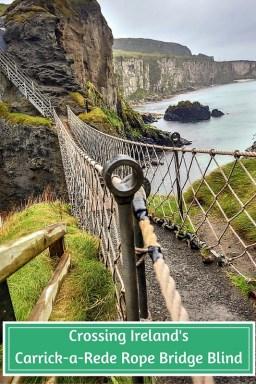 Carrick-a-Rede Rope Bridge.