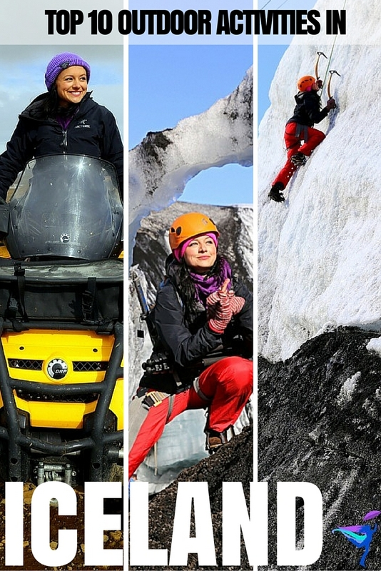 Best Outdoor Adventures in Iceland