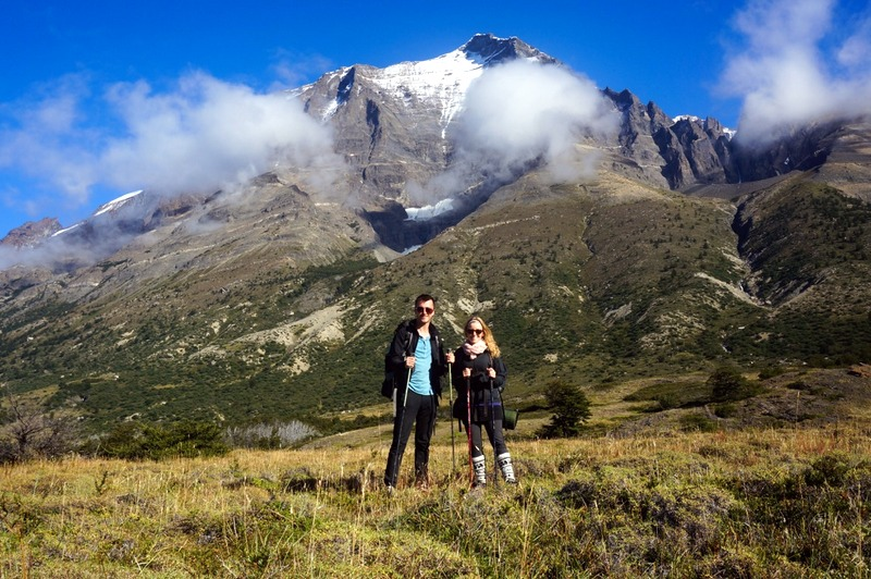 Hiking the beautifully epic Torres del Paine, Chile