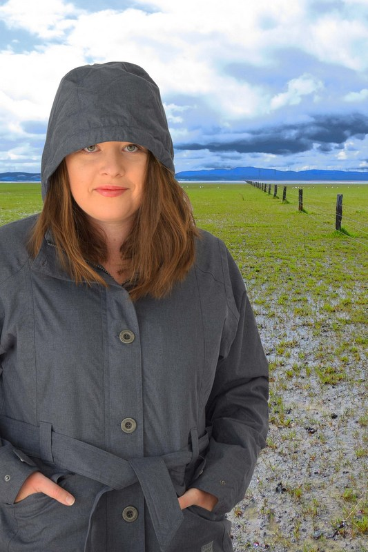 Women's Ash Waterproof Parka Review