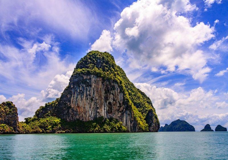 Phang Nga Bay Thailand RF
